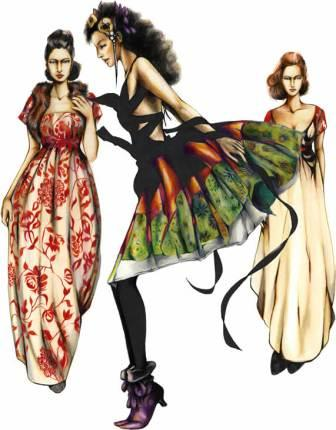 fashion design drawings 04