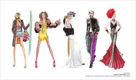 fashion design drawings 06