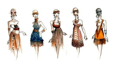 fashion design drawings 07